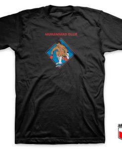 Muhammad Ali Parody Muhammad Ollie T Shirt