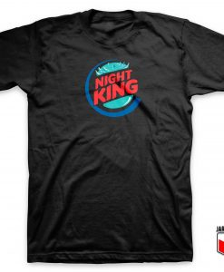 Night King Logo Parody T Shirt