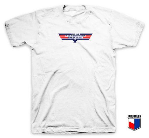 Top Gun Lines T Shirt