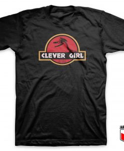 Clever Girl University Isla Nublar T Shirt