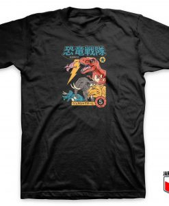 Dino Rangers Team T Shirt
