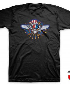Grateful Dead Vintage Tour T Shirt