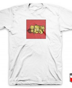 Lego Make It Love T Shirt