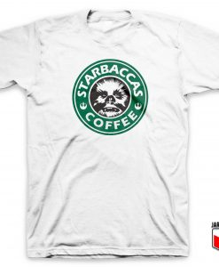 Starbaccas Coffee Logo T Shirt