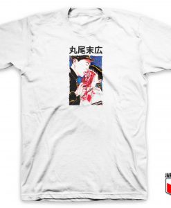 Suehiro Maruo Eyeball Lick Japan T Shirt