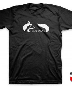 Team Snow Logo T Shirt