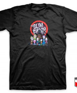 The Slim Shady Show T Shirt