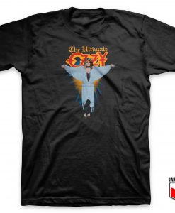 The Ultimate Ozzy God T Shirt