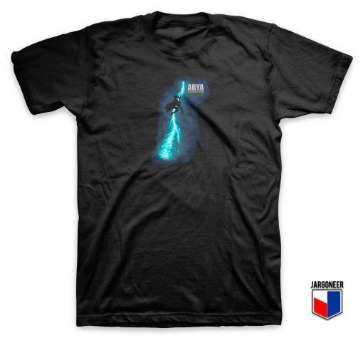Arya The Stark Night Returns T Shirt
