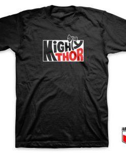 Asgardian Mighty Thor Soda T Shirt