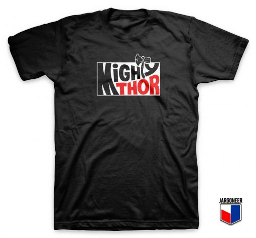 Asgardian Mighty Thor Soda T Shirt