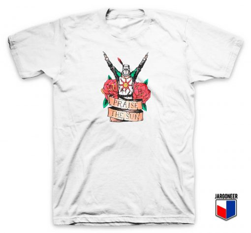 Dark Soul Praise The Sun T Shirt