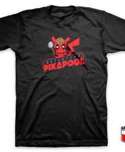Detective Pikapool T Shirt