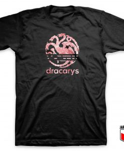 Dracarys Flower T Shirt