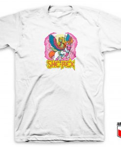Sherex Princess Of Unicorn T Shirt