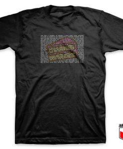 Still Alive Lyrics T Shirt