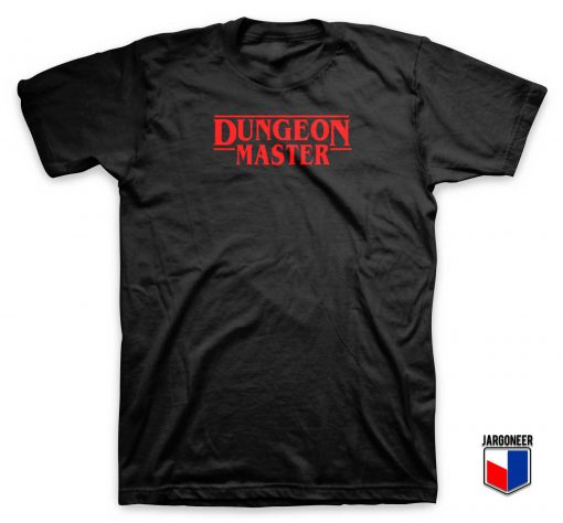 Strange Dungeon Master T Shirt
