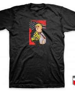 The Infinity Gauntlet Trump T Shirt