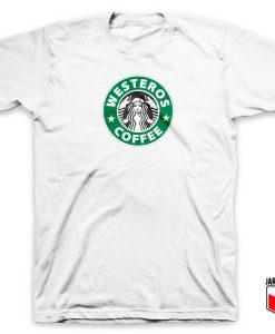 Westeros Dragon Coffee T Shirt