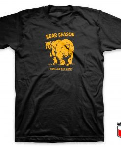 Bear Season T Shirt