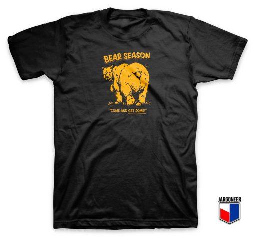 Bear Season T Shirt