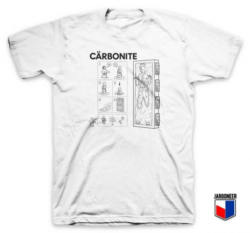 Carbonite Instructions T Shirt
