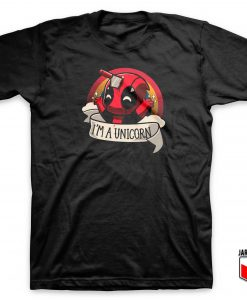 Deadpool Is Unicorn T Shirt