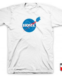Falcon Nasa Home T Shirt