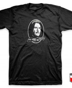God Save The King Reeves T Shirt
