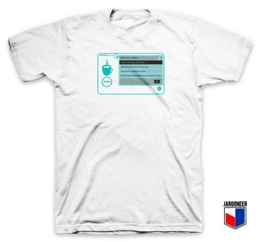 James Holden's Coffee List T Shirt