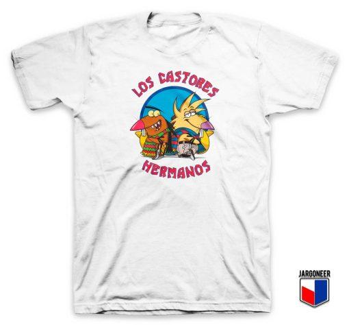 Los Castores Hermanos T Shirt