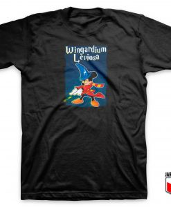Mickey Wingardium Leviosa T Shirt