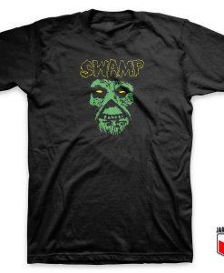 Misfits Swamp Parody T Shirt 247x300 - Shop Unique Graphic Cool Shirt Designs