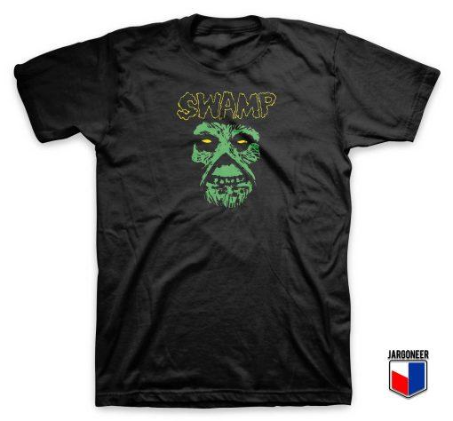 Misfits Swamp Parody T Shirt