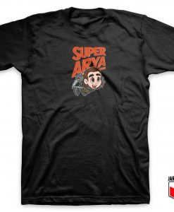 Super Arya Stark T Shirt