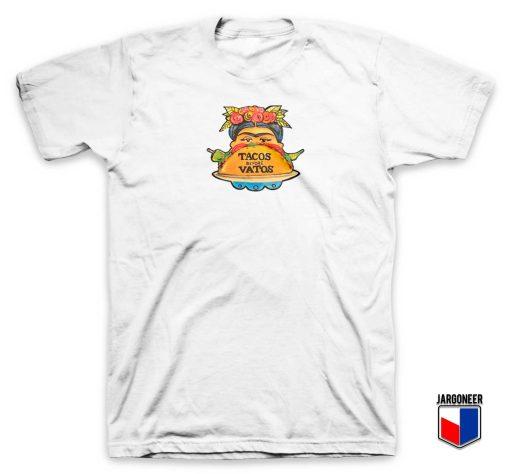 Tacos Before Vatos T Shirt