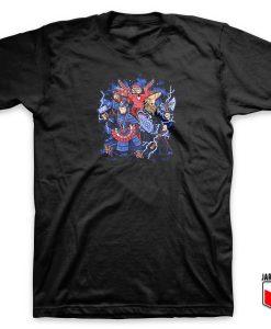 Toonvengers Trinity T Shirt
