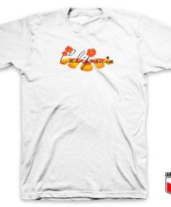 California Poppy T Shirt