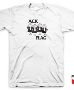 Cathy Ack Flag T Shirt