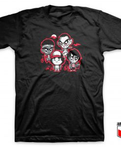 Chibi Stranger Things T Shirt