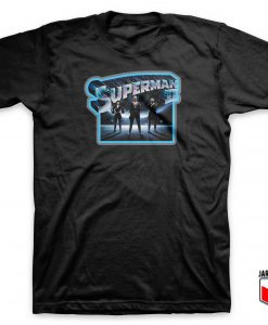 Classic Superman Movie T Shirt