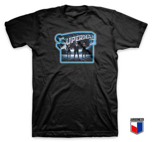 Classic Superman Movie T Shirt