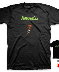 Funkadelic Free Your Mind T Shirt