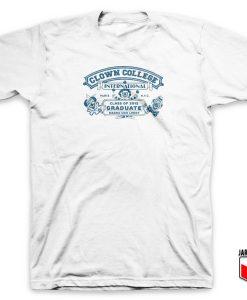 International Clown College T Shirt