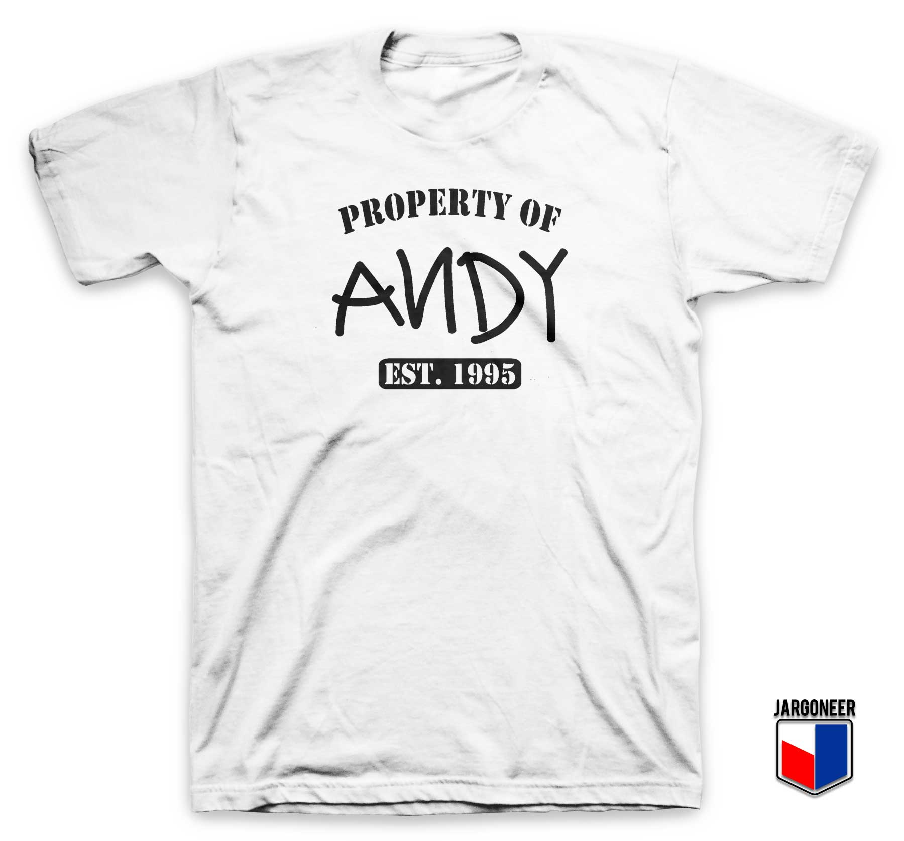 Property Of Andy
