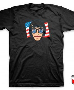 Star Spangled Butt T Shirt