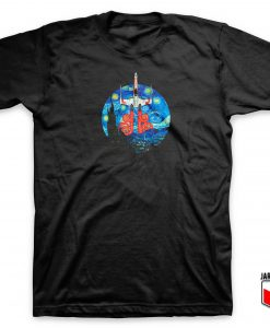 Starry Fighter Wars T Shirt