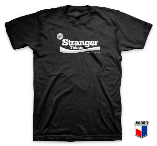 Stranger Things Cola T Shirt