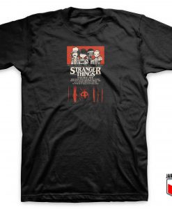 Stranger Things Poster T Shirt