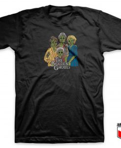 The Golden Ghouls T Shirt